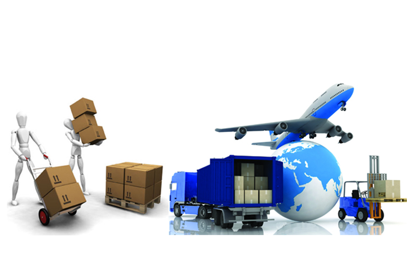Delivery vouchers and documentation to Gabon - cheapest and fastest