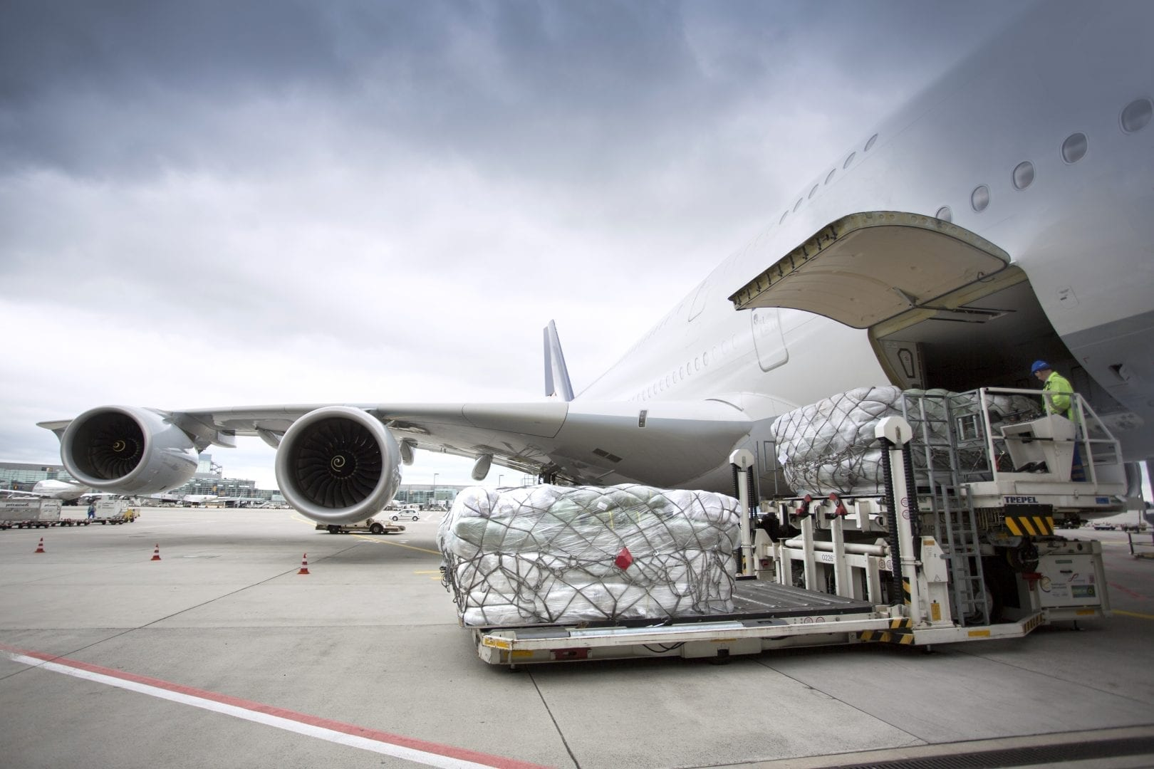 reliable air freight service