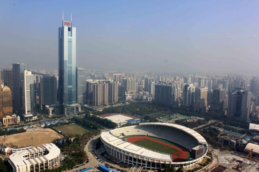 Chuyển phát nhanh đi Quảng Châu - Trung Quốc