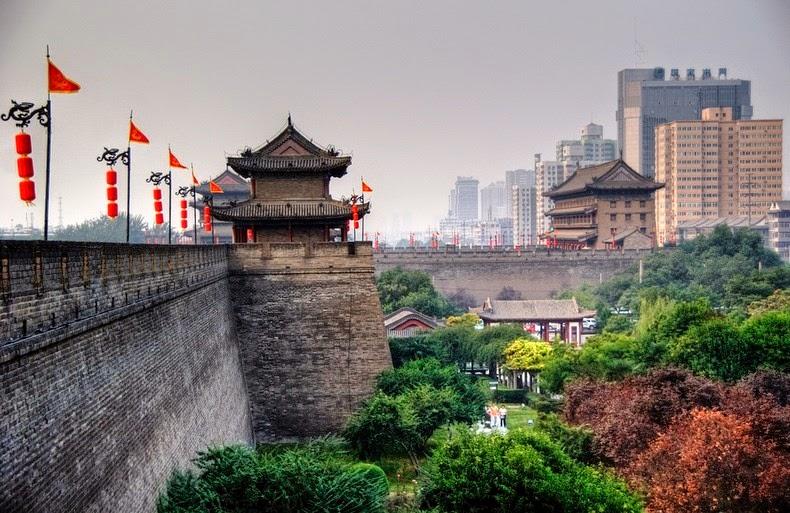 Chuyển phát nhanh đi Tây An - Trung Quốc