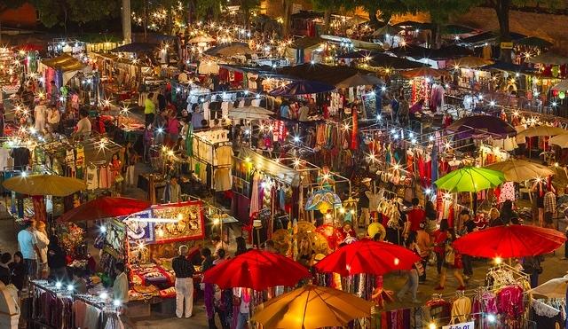 Dịch vụ chuyển phát nhanh đi Chiang Mai - Thái Lan uy tín