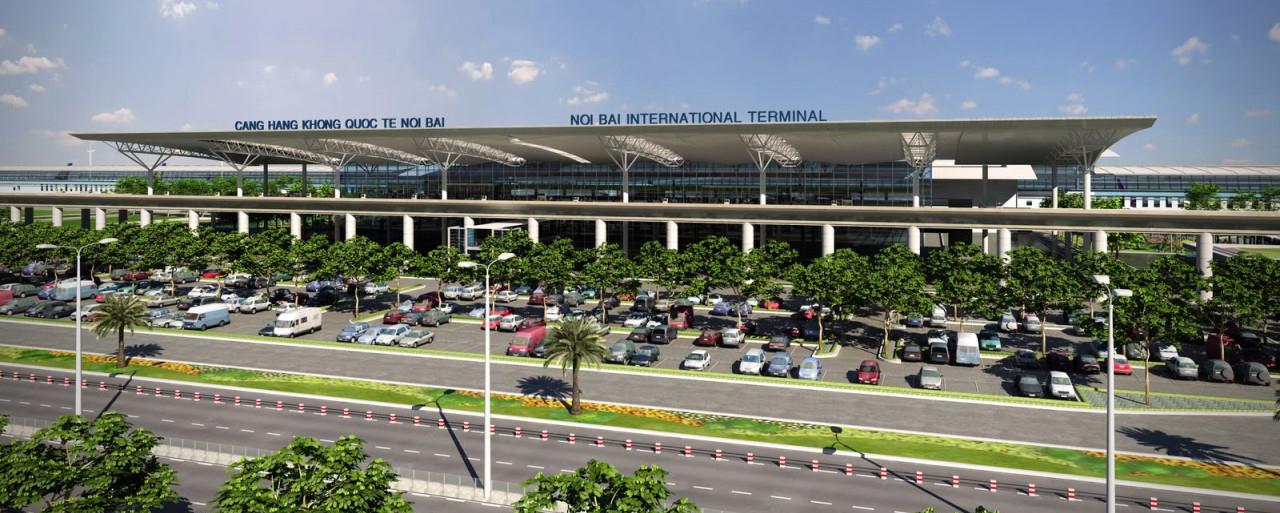 Aircargo at Noi Bai Airport (HAN)