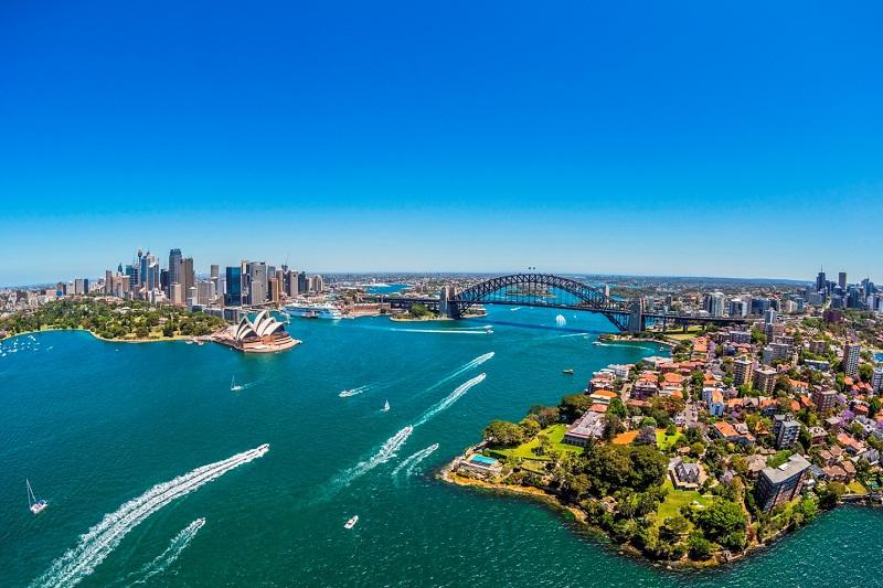 Chuyển phát nhanh chứng từ, tài liệu đi Brisbane (Úc) giá rẻ, chất lượng cao
