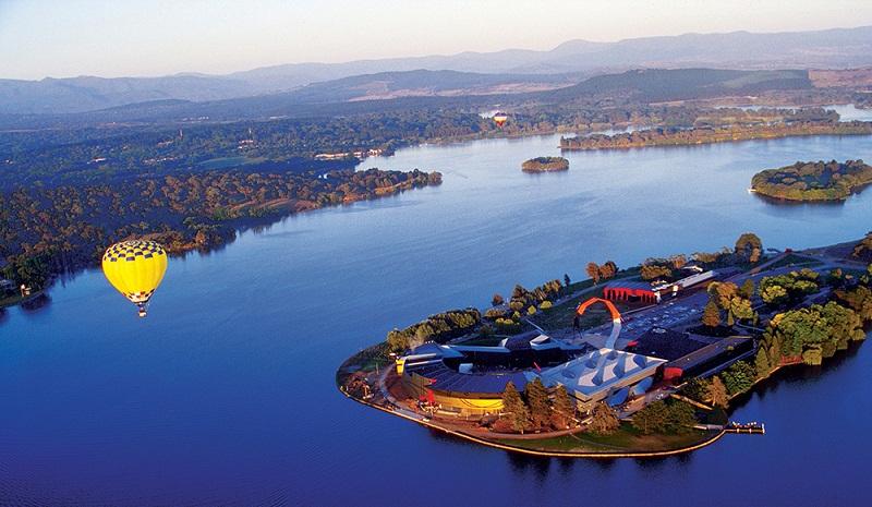 Chuyển phát nhanh chứng từ, tài liệu đi Canberra (Úc) giá rẻ, chất lượng cao