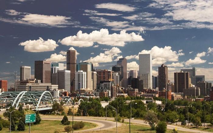 Chuyển phát nhanh tới Denver (Mỹ) nhanh chóng, tiết kiệm