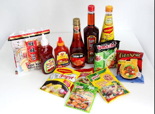 Chuyển phát nhanh thực phẩm từ Hà Nội đi Mỹ