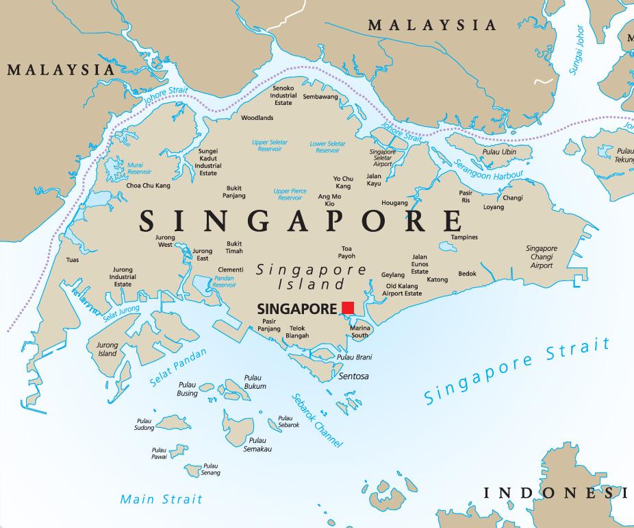Vận chuyển thực phẩm chức năng sang Singapore