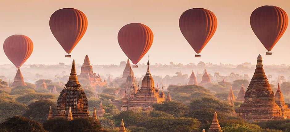 Chuyển phát nhanh hàng mỹ phẩm đi Myanmar