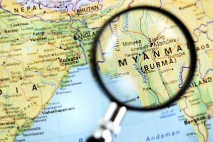 Chuyển phát nhanh thực phẩm chức năng đi Myanmar