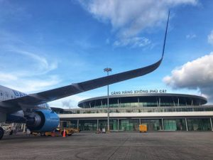 Cước phí trong vận tải hàng không