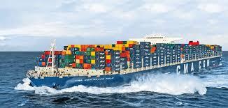 các bước vận tải đường biển