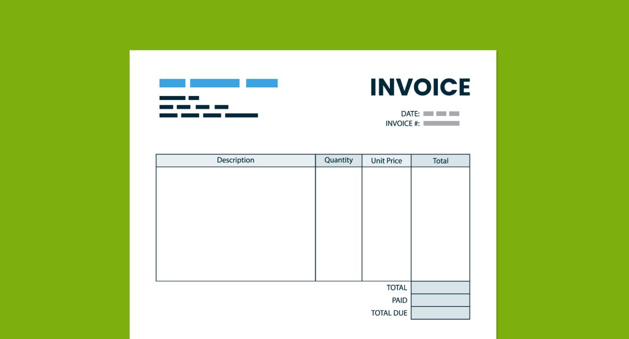 chi tiết về invoice