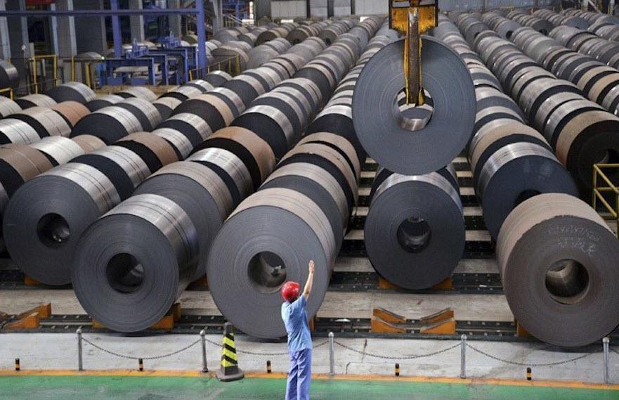 các bước nhập khẩu thép
