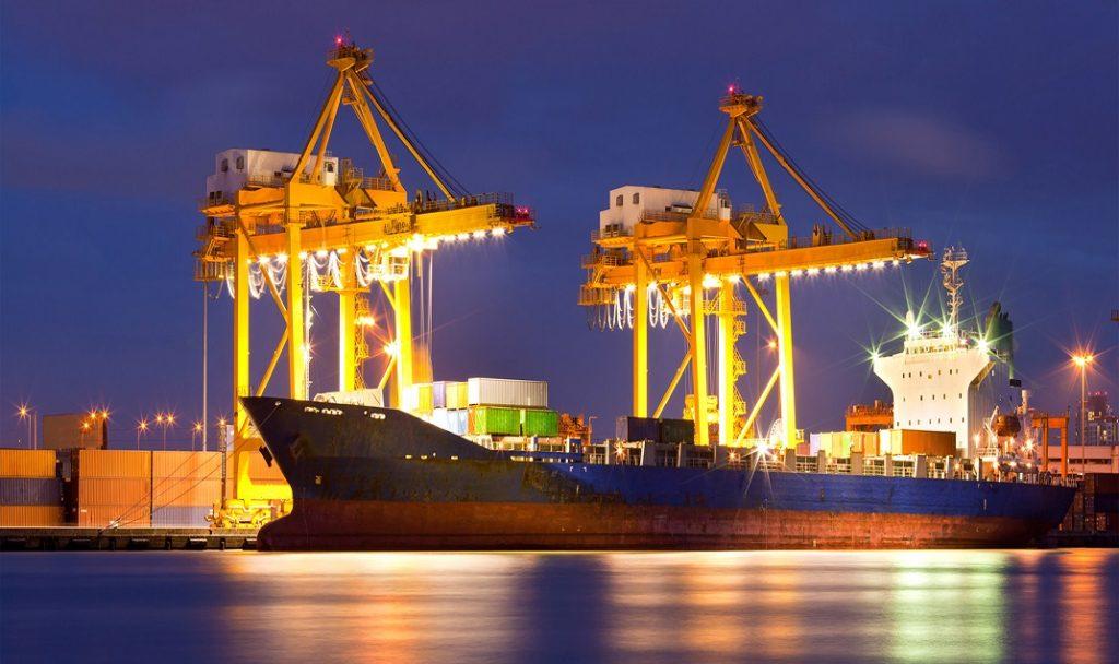 ưu điểm của vận chuyển hàng đường biển